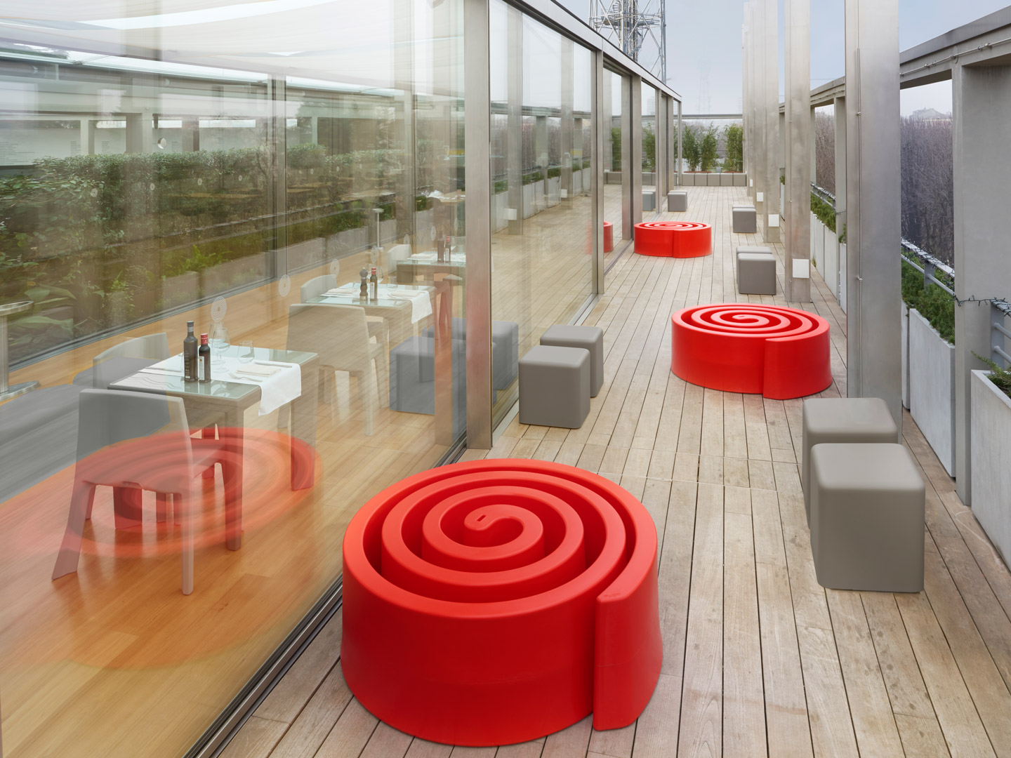 slide-summertime-pouf-red